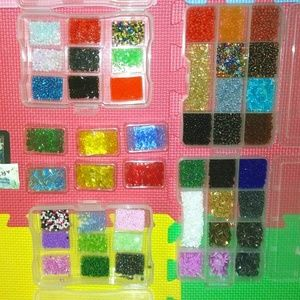 49 High Quality Seed Bead Collection